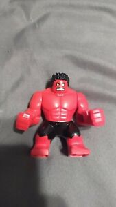LEGO Red Hulk, Marvel Super Heroes, Big Figure Minifigure 🌟FREE Shipping!🌟