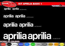 PROMOZIONE STRAORDINARIA KIT ADESIVI APRILIA rs125 250 sr futura rsv4 1000