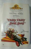 Chitty Chitty Bang Bang (1968) 1994 Release VHS w/Clamshell case #T83