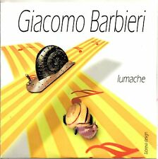 Giacomo Barbieri ‎– Lumache Cd Single Promo Cardsleeve EX+ One Track