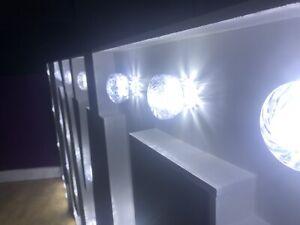 60mm Cabochon lights - Fairground Lighting - Turbolites - Fairground X10