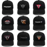 Classic Triumph Snapback Cap Cotton Baseball Cap For Men Women Adjustable