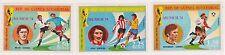 (STF-121) 1973 REP DE GUINEA Equatorial 3stamps Munich 74