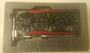 ROG Strix GTX 980 Ti NOT WORKING GPU for Parts/Repair AS IS