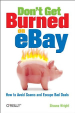 Wright-Don`t Get Burned on eBay (UK IMPORT) BOOK NEW