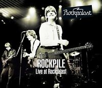 ROCKPILE - LIVE AT ROCKPALAST 2 DVD NEU