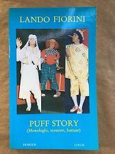 PUFF STORY (Monologhi, scenette, battute) - Lando Fiorini - Edizioni Logos 1985