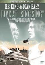 Live At Sing Sing-A Legend von B.B. King,B.B.King & Joan Baez (2004), OVP, DVD