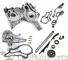 FITS: 81-82 TOYOTA CELICA PICKUP 2.4L 22R TIMING CHAIN COVER KIT + WATER PUMP