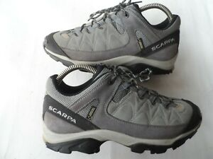 SCARPA WOMEN'S GORETEX TRAIL HIKING/WALKING SHOES SIZE 5 UK/38 EU/7 US EXCELLENT