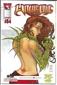 WITCHBLADE #84 PARADISE COMICS TORONTO COMICON VARIANT NM- 488/500 TOP COW STORE
