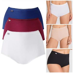 Playtex Ladies Cotton Full Briefs Maxi Briefs (3 pack) P00BQ Playtex Underwear