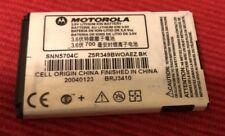Genuine batteria originale di Motorola SNN5704C