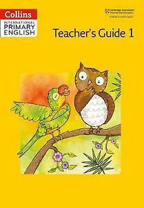 Cambridge International Primary English Teacher's Book 1 Joyce Vallar PB 2016