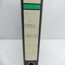 Yamaha   YZ490 / YZ 490 Werkstattbuch Reparaturanleitung