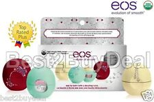 12X 3-pack EOS Evolution Of Smooth lip balm Limited Edition (total 36 LipBalms)