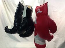 18oz boxing gloves 2 pair