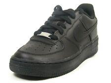 Nike Air force Sneakers GS Kids Running Walking Athletic  Black/Black 6765565891