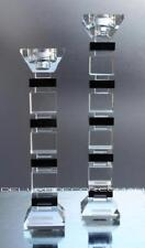 Crystal Modern Candle Holders & Accessories