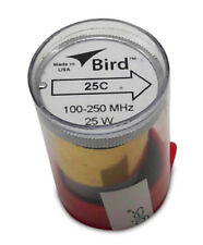 Bird 43 Wattmeter Element 25C 100-250 MHz 25 Watts (New)
