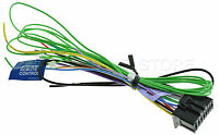 PIONEER AVH-100DVD AVH100DVD AVH-200BT AVH200BT GENUINE WIRE HARNESS