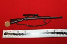 DID DRAGON IN DREAMS 1/6TH SCALE WW2 GERMAN k98 Sniper Rifle MAJOR ERWIN (A)