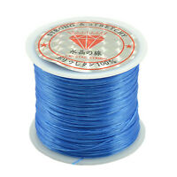 50M Strong Stretch Elastic Cord Wire rope Bracelet Necklace String Bead 0.5mm NX