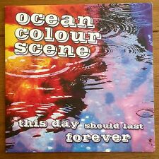 "Ocean Colour Scene - This Day Should Last Forever  7""  Vinyl"