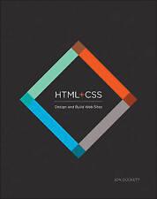 HTML & Css: Design and Build Websites by Jon Duckett (Paperback, 2011)