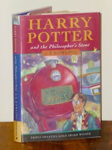 24th Print Harry Potter And The Philosopher's Stone J K Rowling Bloomsbury UK HB
