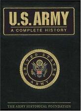 U.S. Army: A Complete History, Bluhm, Raymond, Good Book