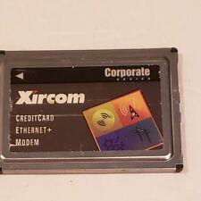 Apex Xircom Ethernet+Modem CEM2 Driver for Windows Download