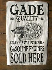 """(299) NOVELTY POSTER HIT & MISS GAS ENGINE GADE QUALITY SOLD HERE 11""""x17"""""""