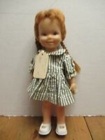 1971 Ideal Cinnamon doll, no box, Very Cute! body is plastic ,H-12-H-188 12""