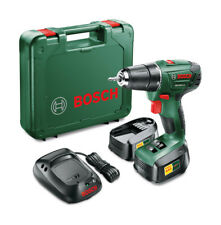 Bosch Akkuschrauber PSR 1800 LI-2 kraftvoll 1,5 aH Zubehör bohren schrauben
