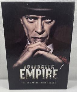 Boardwalk Empire - The Complete Third Season 5 Disc DVD Box Set VGC