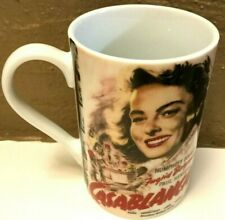 Casablanca Movie Coffee Mug Cup Ingrid Bergman Humphrey Bogart Konitz Germany