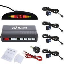 KKMOON 4 Parking Sensors LED Display Car Reverse Backup Radar System Kit US Q6H8