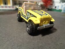 HOT WHEELS       JEEP  4X4  TRAILBUSTER           1/64 SCALE DIE-CAST    5-18-14