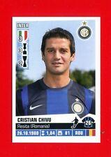 CALCIATORI Panini 2012-2013 13 -Figurina-sticker n 186 - CHIVU - INTER -New