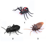 Infrared Remote Control Mock Fake Ants/ Cockroaches /Spiders RC Toy Insects Gift