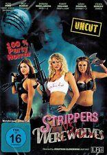 DVD NEU/OVP - Strippers vs. Werewolves - Billy Murray & Robert Englund - Uncut