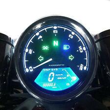 Universal MOTO ATV Quad frenesí Velocimetro Cuenta Kilometros Kmh Mph 12000rpm
