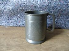 pewter mug HMS Victory inter unit soccer league 1950