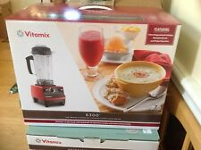 Vitamix 6300 NEW  PROFESSIONAL500/ 3 pre-programmed settings