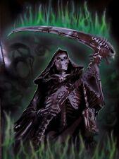 Grim Reaper 3 Airbrush Stencil Multi Layer Template Spray Vision *Best Designs*