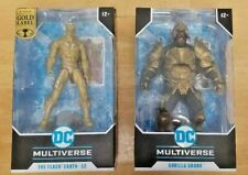 "McFarlane DC Multiverse The Flash Earth 52 & Gorilla Grodd ~ 7"" ~ lot of 2"
