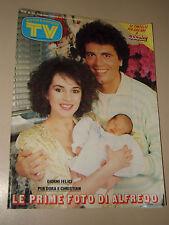 TV SORRISI CANZONI=1987/20=NAPOLI CAMPIONE D'ITALIA=HORST TAPPERT=BARBAROSSA L.