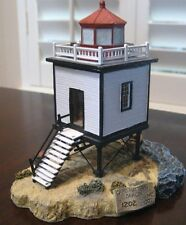 """Harbour Lights """"Hatteras Beacon"""" 2002 ~ North Carolina ~ Numbered #537"""