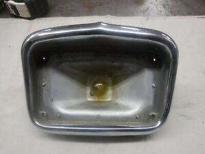 1956 Chevrolet 150,210, & Belair Parking Light Housing Used OEM